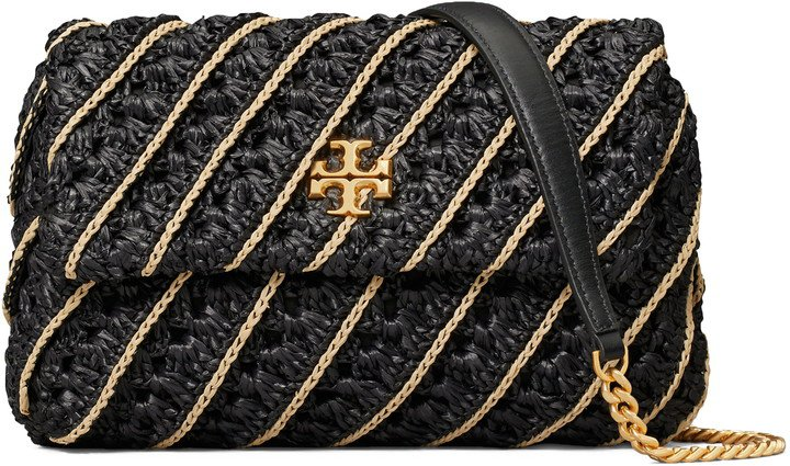Small Kira Crochet Shoulder Bag
