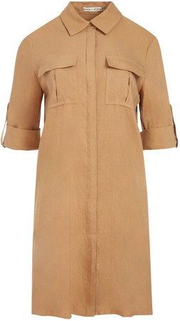 Kiera Pocket Front Mini Dress