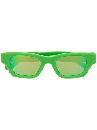 AMBUSH Ray Solglasögon Med Rektangulära Bågar - Farfetch