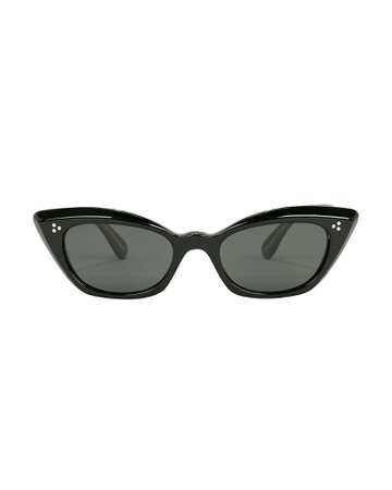Bianka Cat Eye Sunglasses
