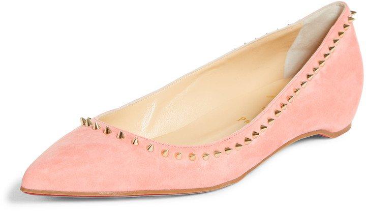 Anjalina Spike Pointy Toe Flat