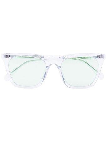 One, All, Every X Rvs Sustain X Ugo Rondinone Wayfarer Earth Square-Frame Sunglasses WAYFAREREARTH Green | Farfetch