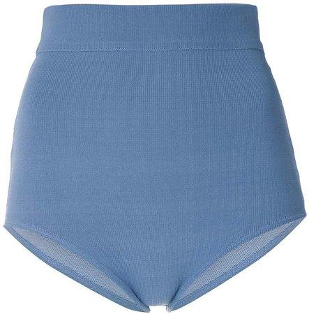 Classic high waisted bikini bottom