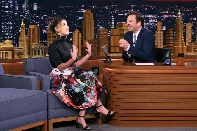 Millie Bobby Brown Jimmy Fallon May 29 2019