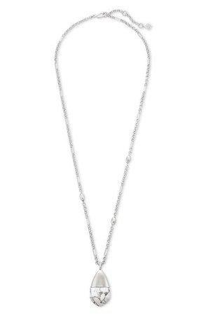Kendra Scott Freida Long Pendant Necklace | Nordstrom