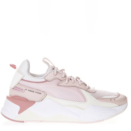 Puma Select Pink Rs X Tracks Sneakers