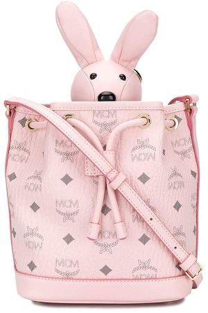 Zoo bunny bucket bag