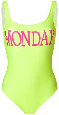 Monday swimsuit
