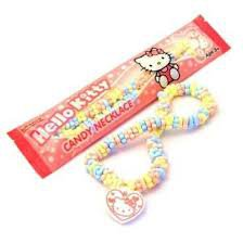 hello kitty candy necklace - Google Search