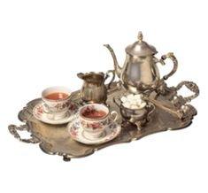 (21) Pinterest - Tea set, polyvore, filler, Victorian, vintage, silver, coffee, moodboard | moodboard, png, filler, minimal, overlay