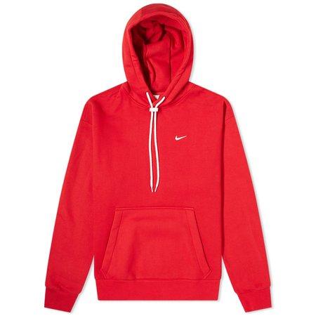 Nike NRG Hoody Red | END.