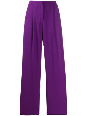 Chinti And Parker Wide Leg Trousers Aw19 | Farfetch.com