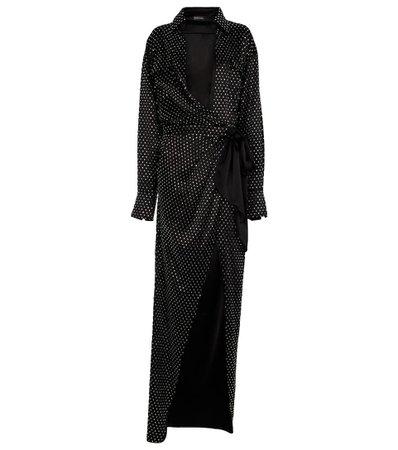 David Koma - Embellished gown   Mytheresa