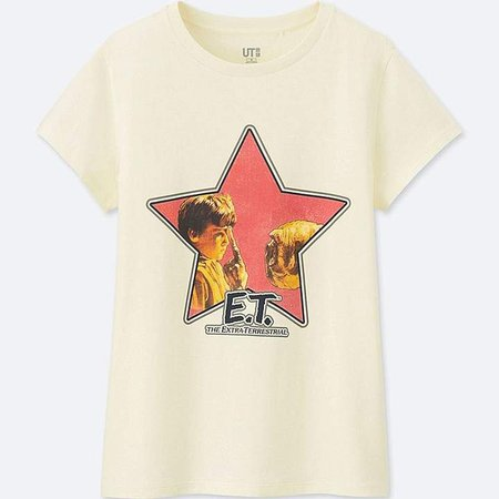 Women's Back To The 80's Short-sleeve Graphic T-Shirt (e.t.)