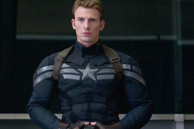 Captain America CSG