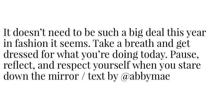 text by @abbymae