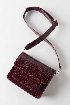 HVISK Cayman Pocket Crossbody Bag   Urban Outfitters