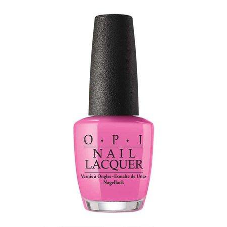 Purple/Pink Nail Polish (OPI)