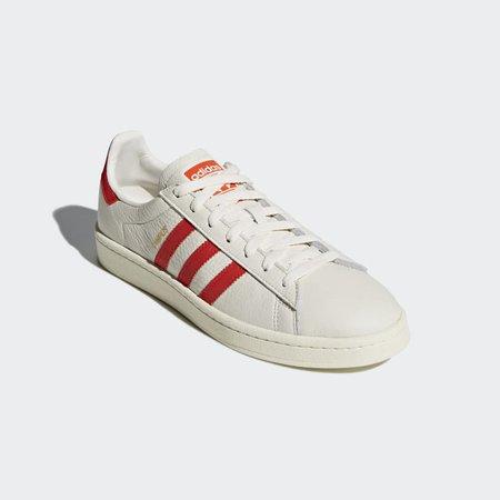 adidas Campus Shoes - White | adidas US