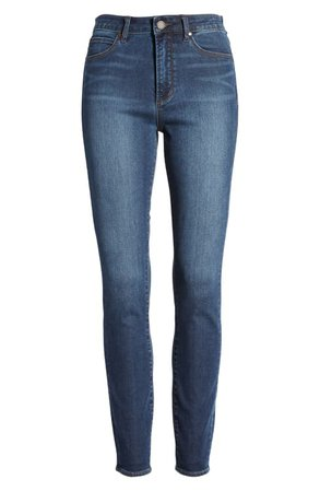 Articles of Society Hilary High Waist Skinny Jeans (Burbank) | Nordstrom