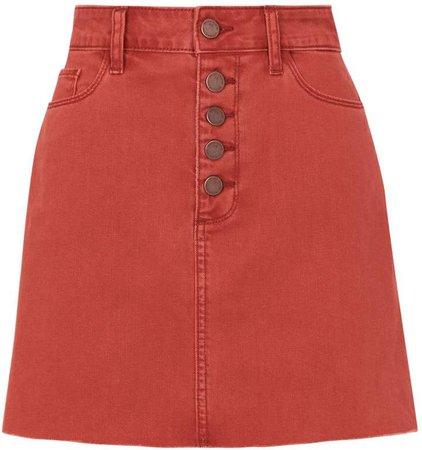 Denim Aideen Denim Mini Skirt