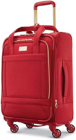 Softside Luggage - Red
