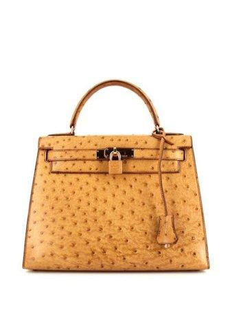 Hermès pre-owned Kelly 28 Tote Bag - Farfetch