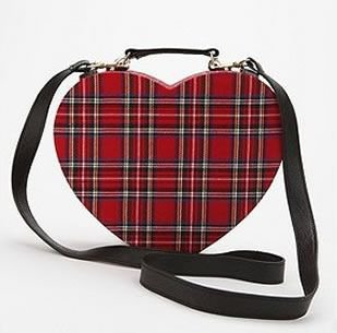 Heart shaped bag