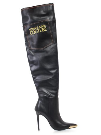 Versace Jeans Couture High Boots
