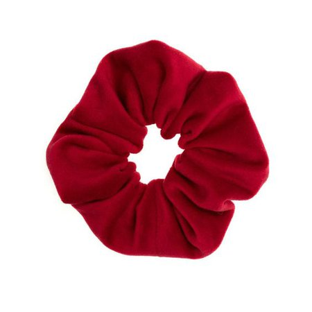 Red Scrunchie
