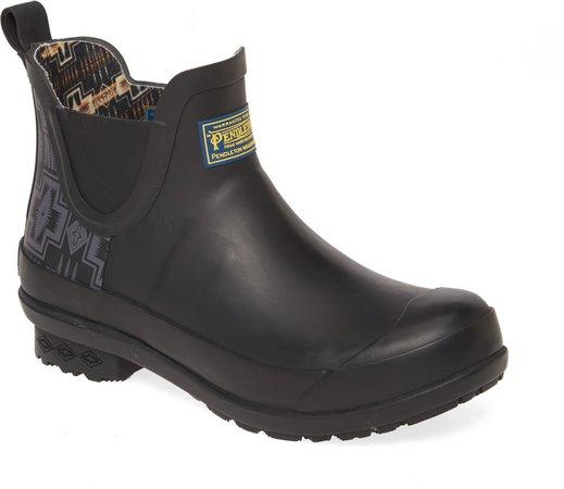 Harding Waterproof Chelsea Rain Boot