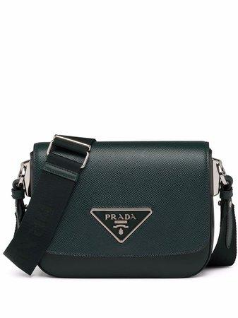 Shop Prada Prada Identity crossbody bag with Express Delivery - FARFETCH