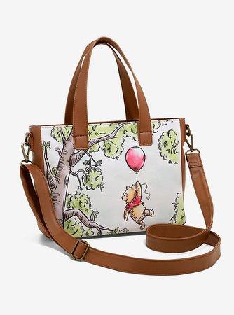 Loungefly Disney Winnie The Pooh Ballon Satchel Bag