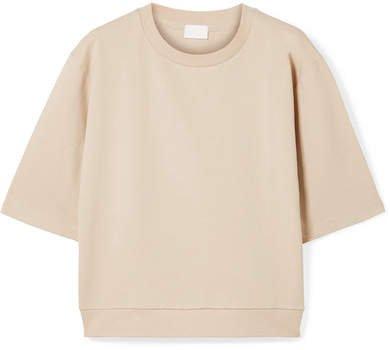 Handvaerk - Pima Cotton-blend Jersey Sweatshirt