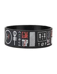 rubber emo band bracelets - Google Search