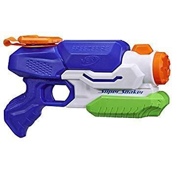 Amazon.com: Nerf Super Soaker Freezefire Blaster: Toys & Games