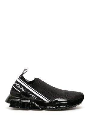 Dolce & Gabbana Sorrento Melt Knit Sneakers