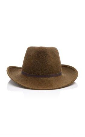 Bonanza Rabbit Fur Hat By Eric Javits | Moda Operandi
