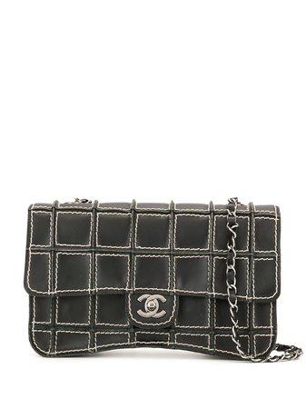 Chanel Pre-Owned Sac Porté Épaule Texturé - Farfetch