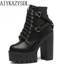 Galeria de gothic boot por Atacado - Compre Lotes de gothic boot a Preços Baixos em Aliexpress.com