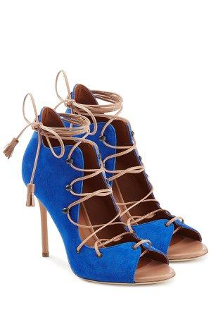 Sherry Suede Stiletto Sandals Gr. IT 37