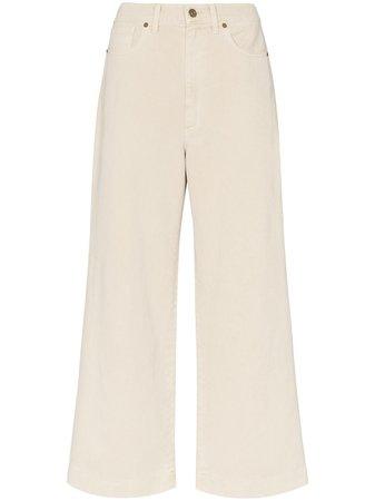 Nanushka Ramos wide-leg Jeans - Farfetch