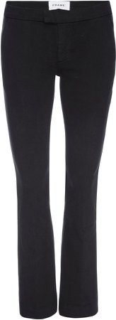 Le Pixie Bootcut Trousers