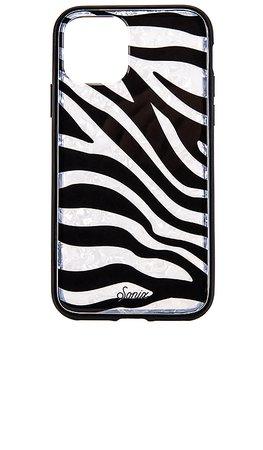 Sonix Zebra 11 Pro Case in Black & White | REVOLVE