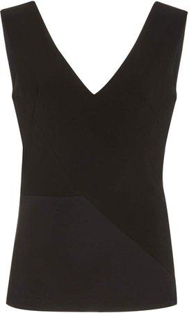 SemSem Jersey Open-Back Sleeveless Top