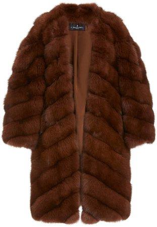 J. Mendel Fur Coat