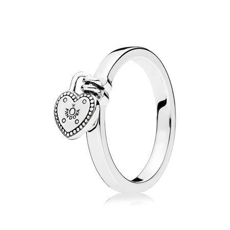 Love Lock Ring | PANDORA Jewelry US