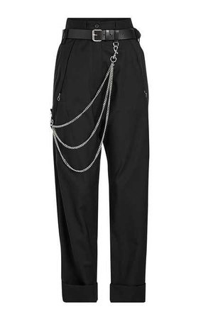 Gangster Pants in Virgin Wool - ALYX STUDIO | WOMEN | US STYLEBOP.COM