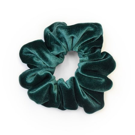 teal scrunchie - Google Search