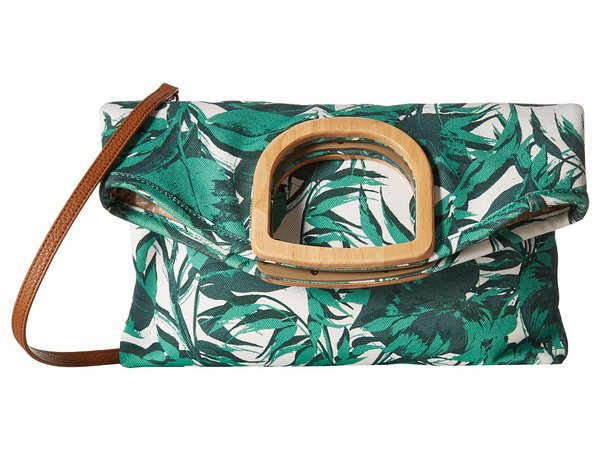 Lucky Brand - Riso Clutch (Verdant Green) Clutch Handbags
